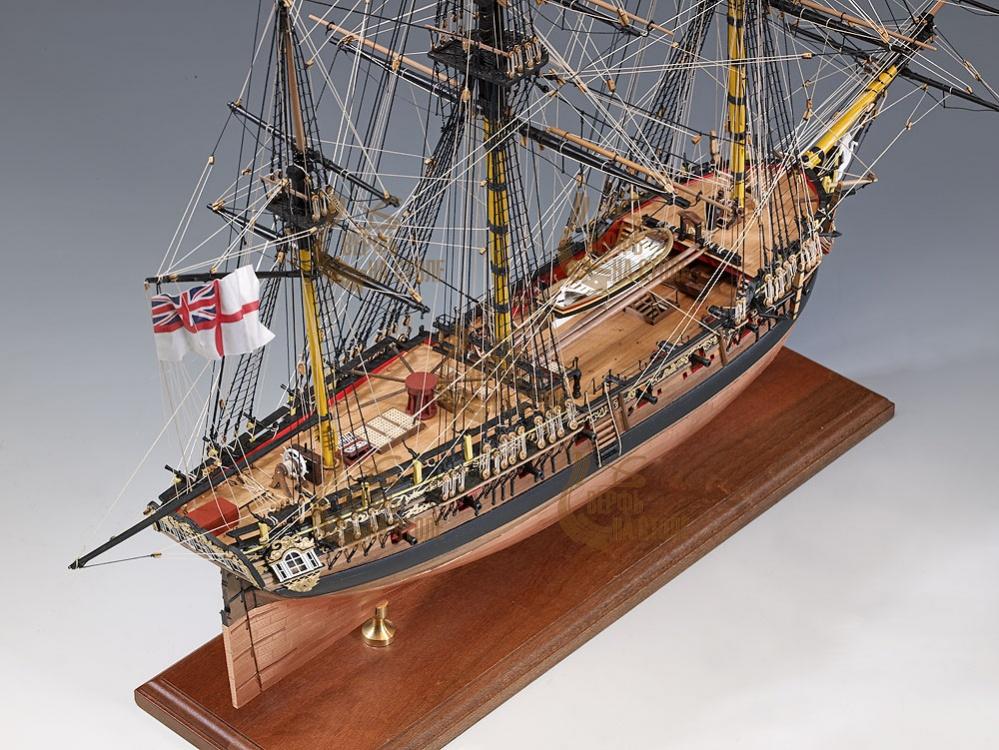 Как сделать модель парусника фото 816
